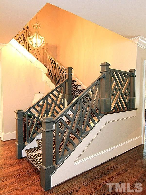 Best Chippendale Stairs Stair Railing Design Stairs Design 640 x 480