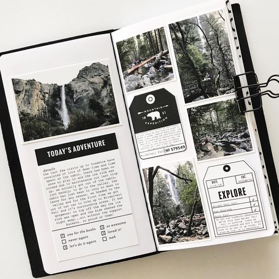 Bullet Journal Personality: The Scrapbooker — Doorpost Designs