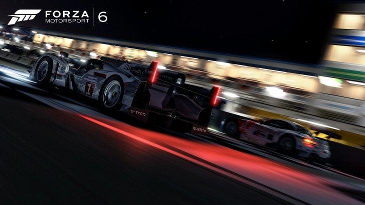 Download Forza Motorsport 6 Racing Game Wallpaper HD 1920x1080