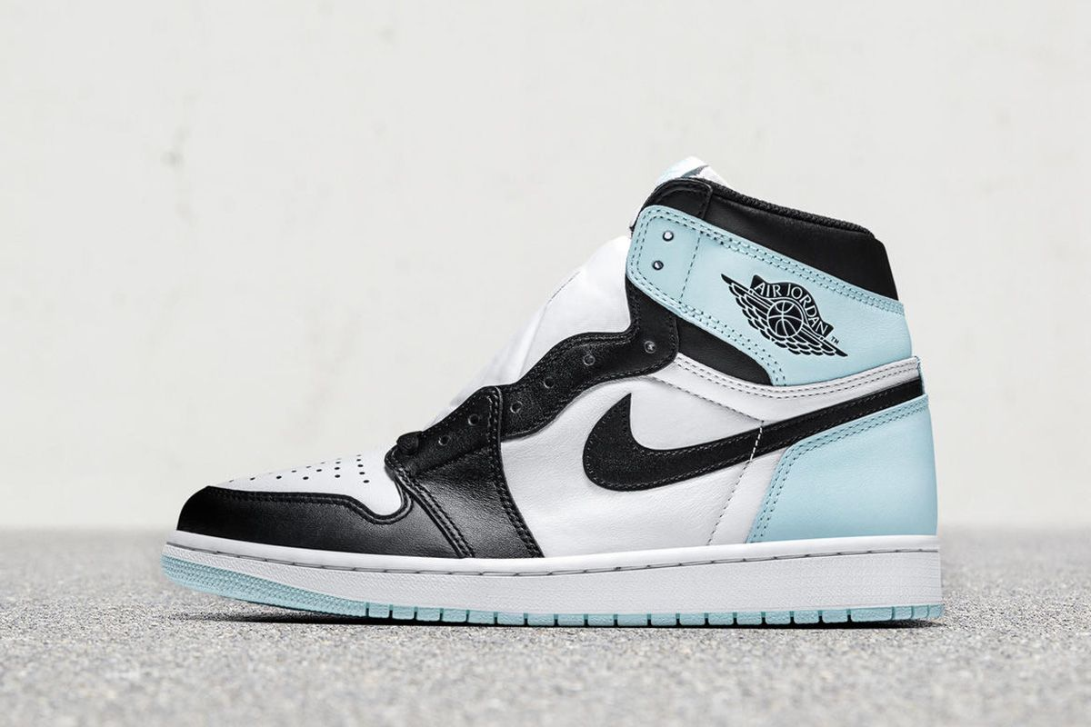 Air Jordan 1 Retro High Og In South Beach Colors Air Jordans