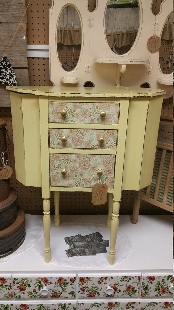AVAILABLE Martha Washington Sewing Cabinet by CottonwoodRanch