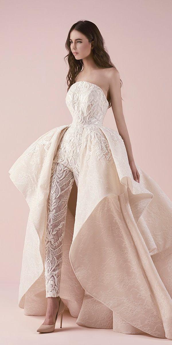 4b580f7fb2c7 Trend 2019  27 Wedding Pantsuit   Jumpsuit Ideas