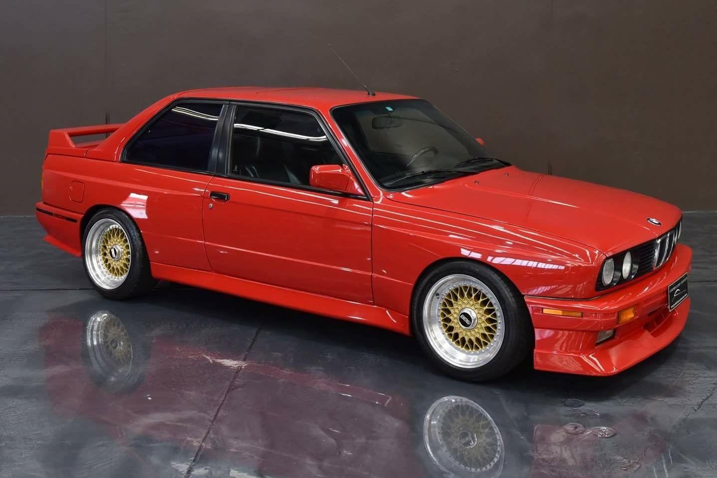Bmw E30 M3 Red With Images Bmw E30 M3 Bmw E30 Bmw M3