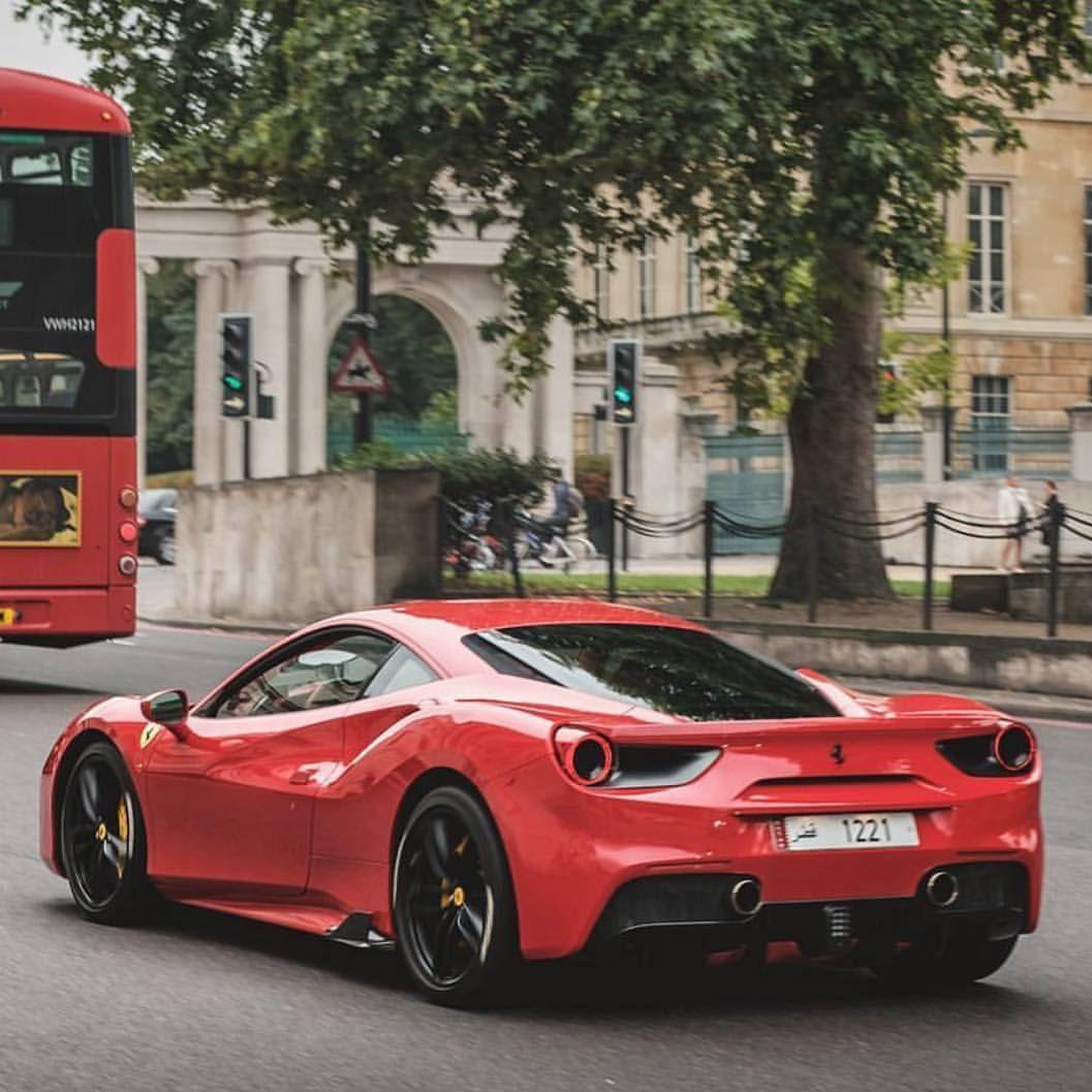 488 Gtb Sports Car Brands Ferrari Sports Cars Luxury