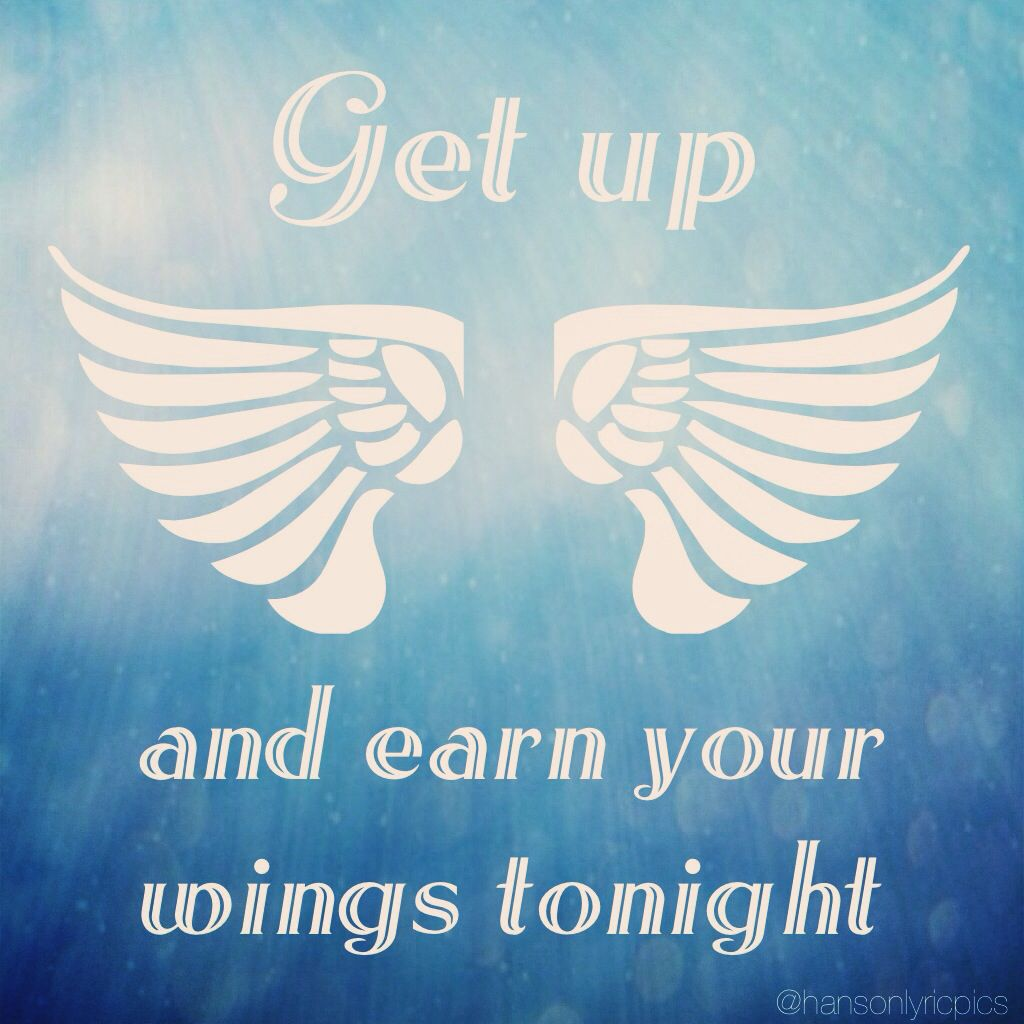 Song: BROKEN ANGEL Album: UNDERNEATH Artist: HANSON Hanson lyrics
