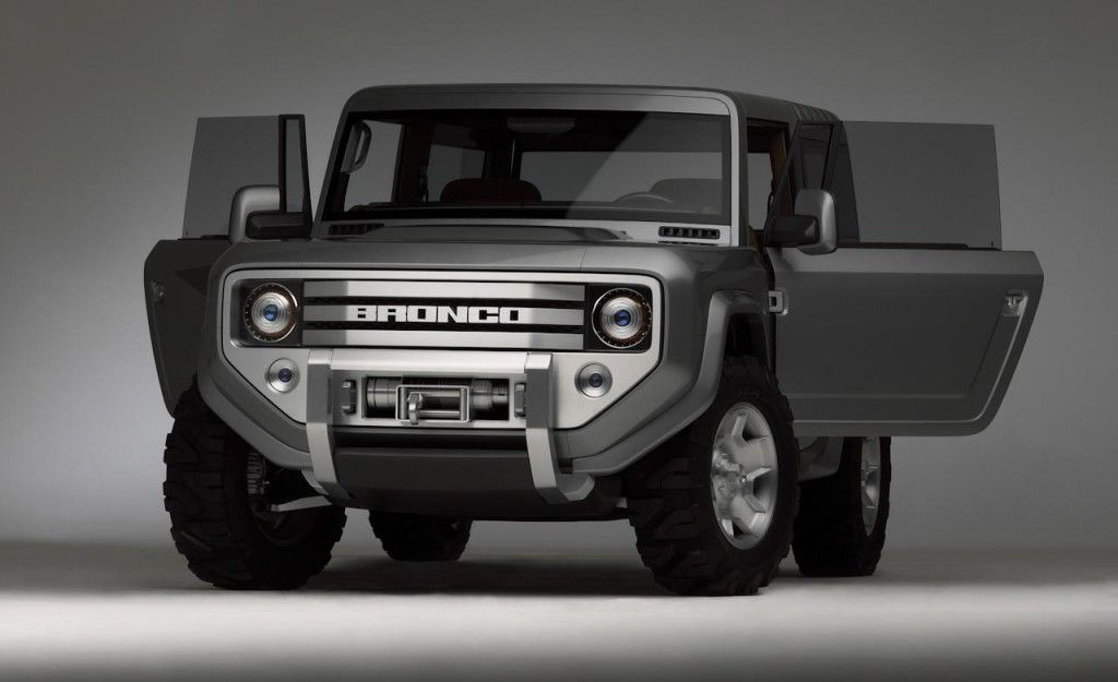 2018 Ford Bronco Release Date Specs Price Ford Bronco Concept