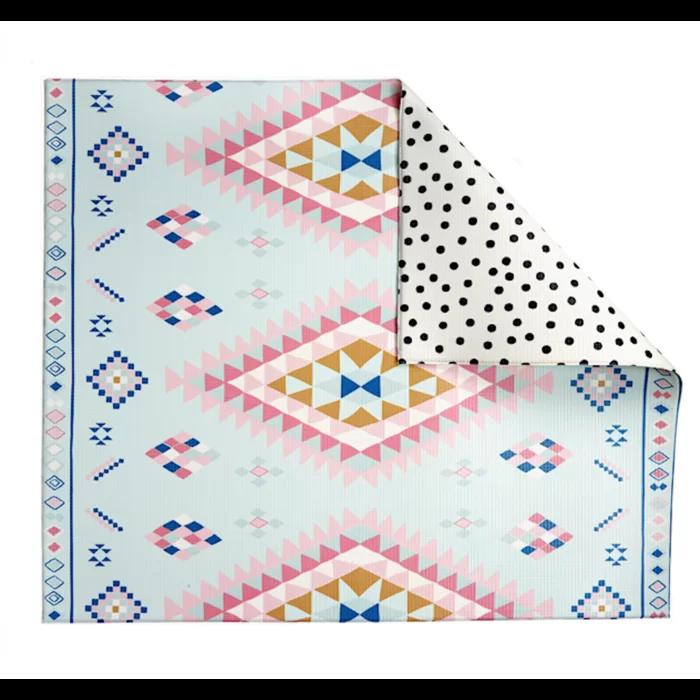 Moroccan and Polka Dot Foam Playmat in 2020 Moroccan rug
