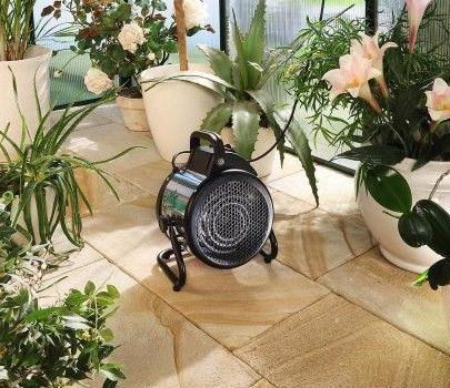 LightHouse | 2kw Greenhouse Heater