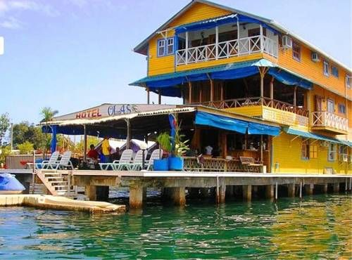 Hotel Olas In Bocas Del Toro Town Panama Lonely Planet And