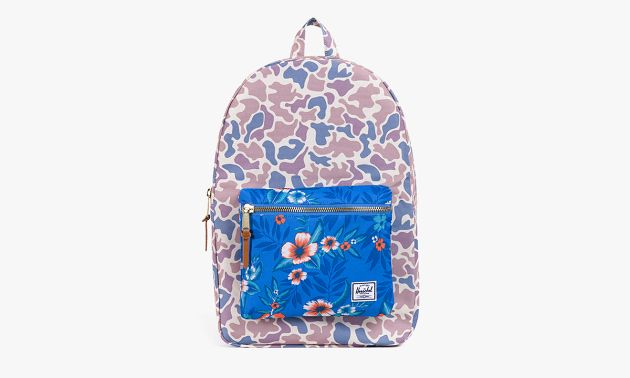 """Herschel Supply Co. Spring 2014 """"Duck Camo and Paradise"""" Pack"""