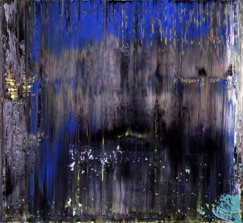 Gerhard Richter » Art » Paintings » Abstracts » Abstract Painting » 677-2