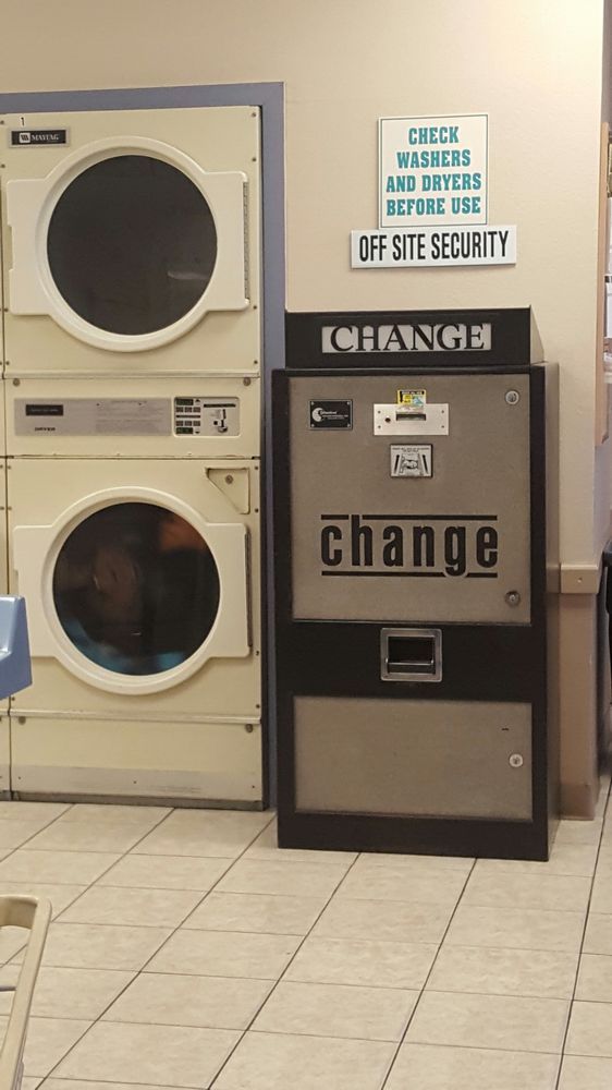 laundromat change machine Google Search (With images