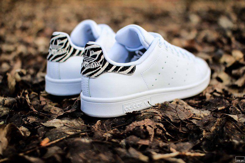 adidas Stan smith Zebra