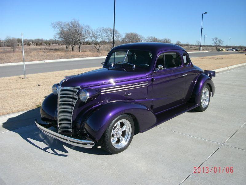 1938 Chevrolet Coupe | Chevrolet, 1930\'s | Pinterest | Chevrolet ...