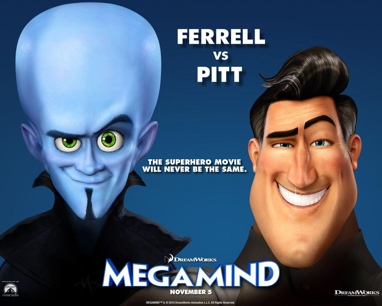 1000  images about Megamind on Pinterest | Brad pitt, Vinyls and ...