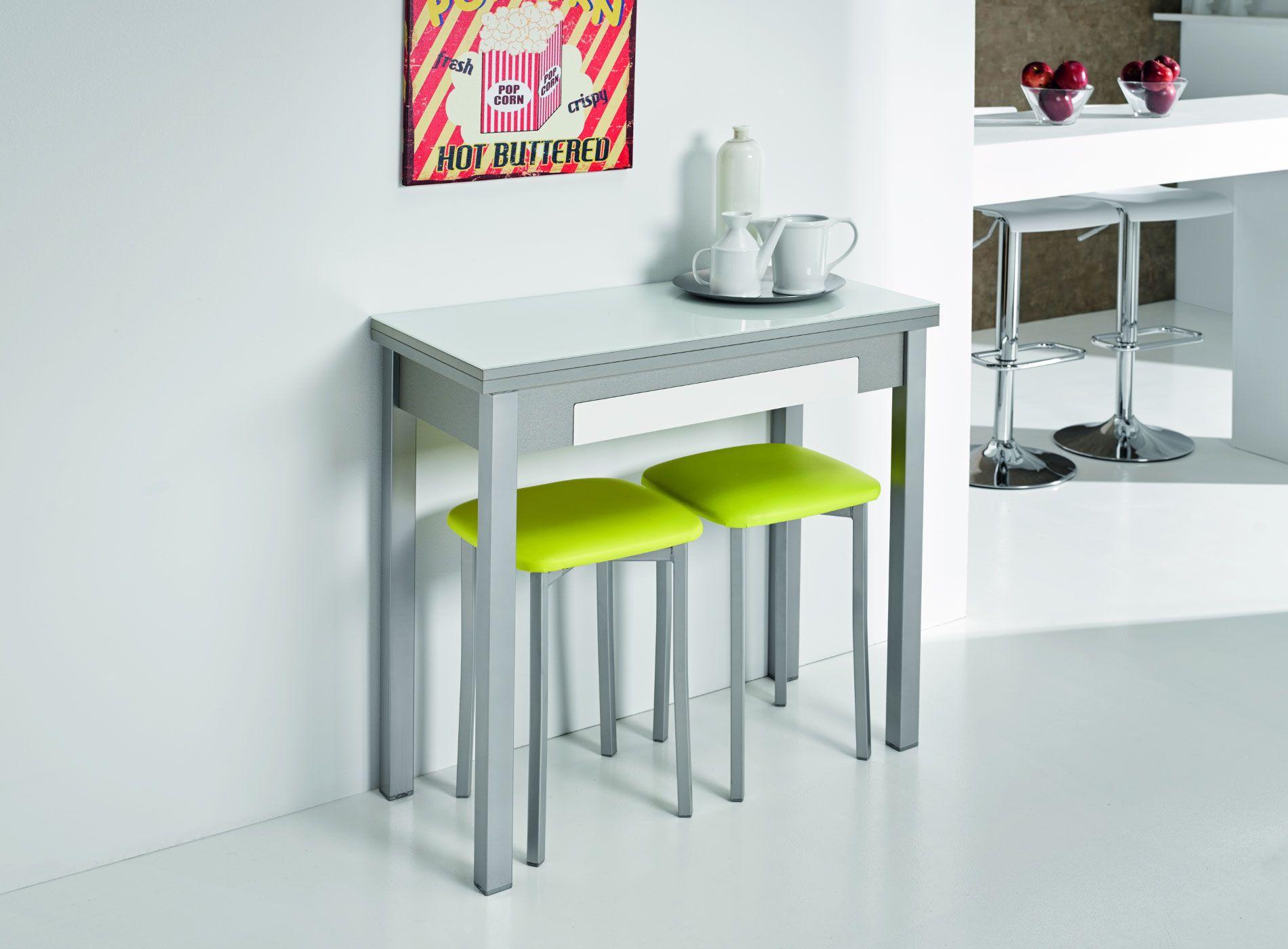Awesome Mesa De Cocina Plegable Tipo Libro Photos - Casa & Diseño ...
