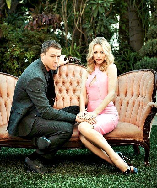 Channing Tatum And Rachel McAdams. The Vow Is Amazing