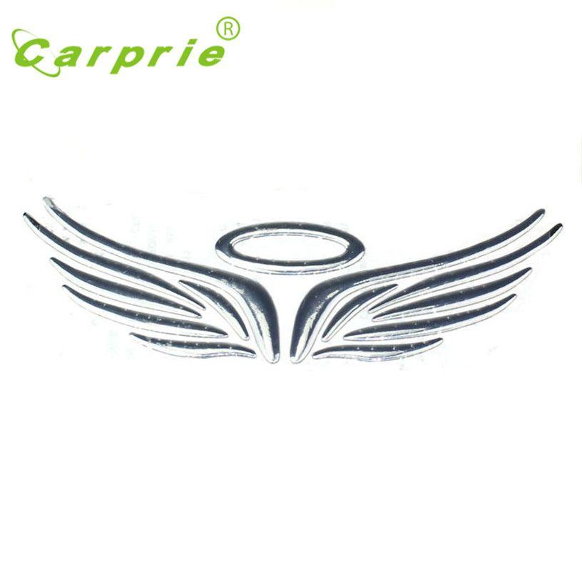 Buy Hot Selling 3d Stereoscopic Soft Plastic Wing Car Emblem Badge