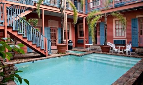 Frenchmen Hotel New Orleans
