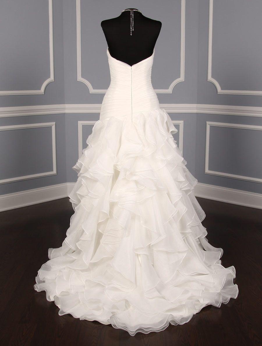 Anne barge skye wedding dress blue willow bride weddings