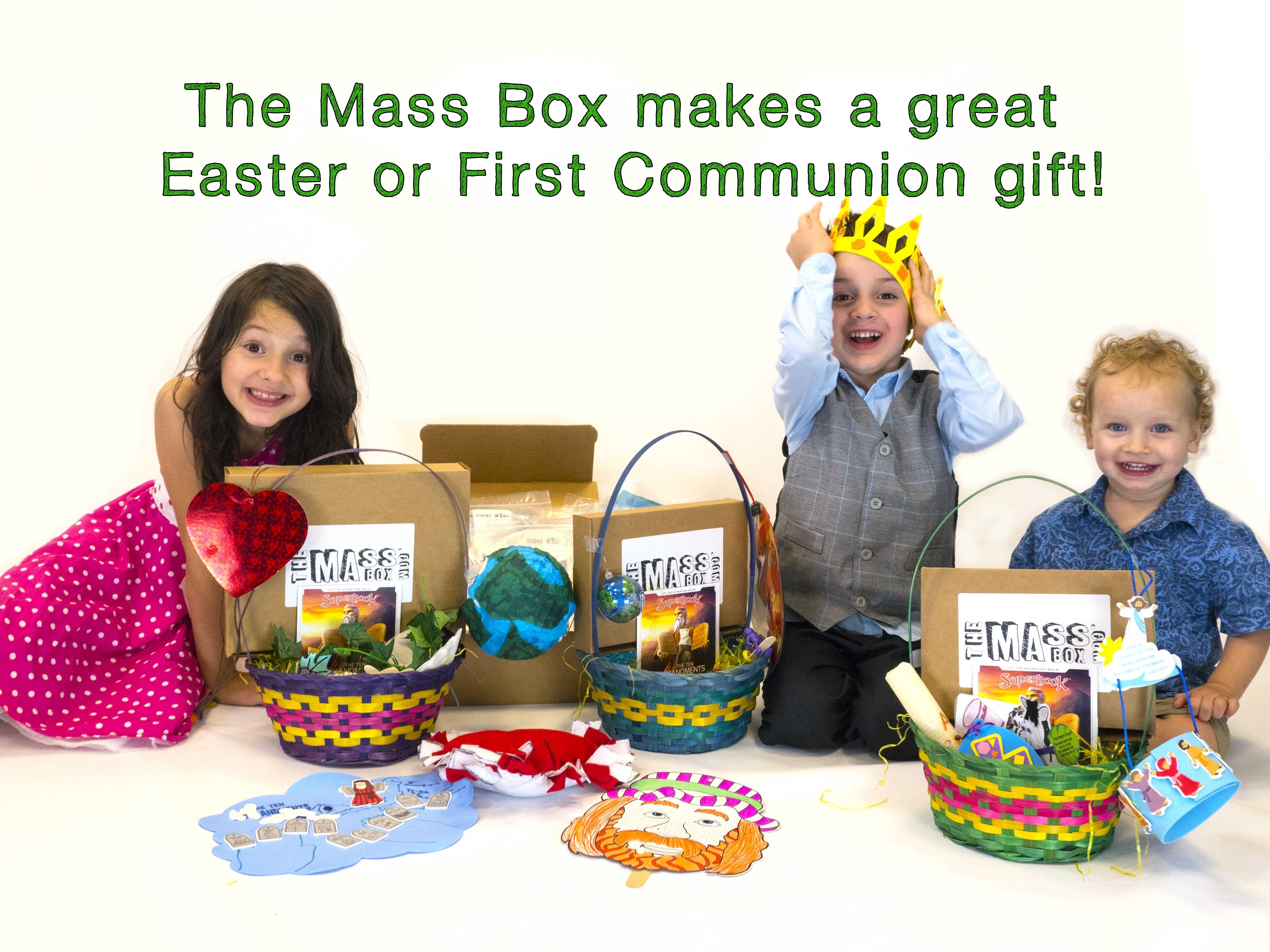 The mass box makes a perfect easter gift for your kids talk about a craft negle Gallery