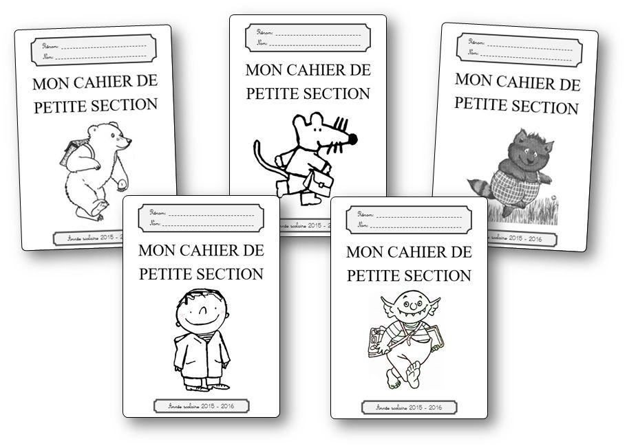 Page De Garde Maternelle Cahier De Vie Maternelle L Ecole De Leon Pages De Garde Cahiers
