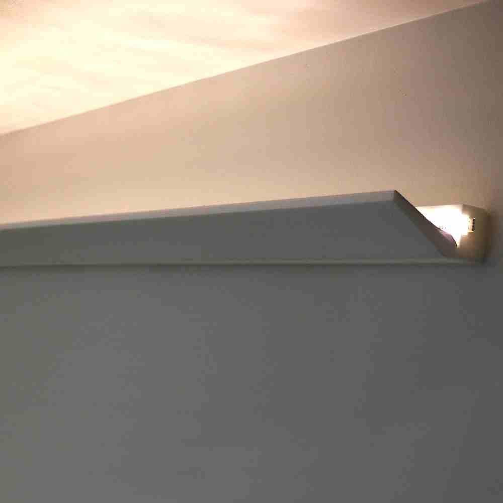 1m Profil Indirekte Deckenbeleuchtung Stuckleiste Styroporleiste Fur Led Leisten Deckenbeleuchtung Led Streifen Indirekte Deckenbeleuchtung