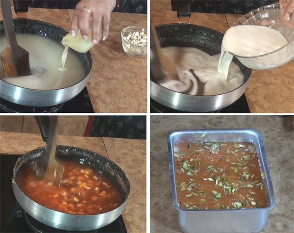 Bombay karachi halwa recipe video sindhi food pinterest bombay karachi halwa recipe video forumfinder Images