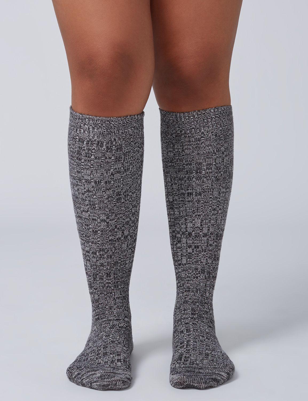 300c27b7edb Super Soft Knee High Socks Lace Knitting