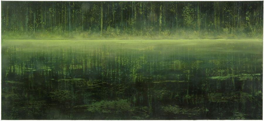 Wulf Winckelmann Werke Galerie Barbara Von Stechow Abstract Landscape Abstract Landscape Painting Landscape Paintings