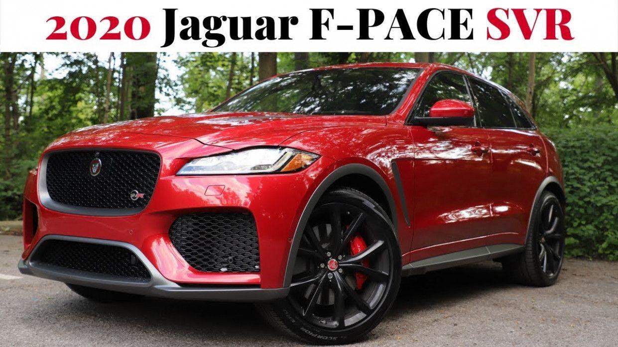 6 Picture 2020 Jaguar Suv V8 in 2020 Jaguar suv, Jaguar
