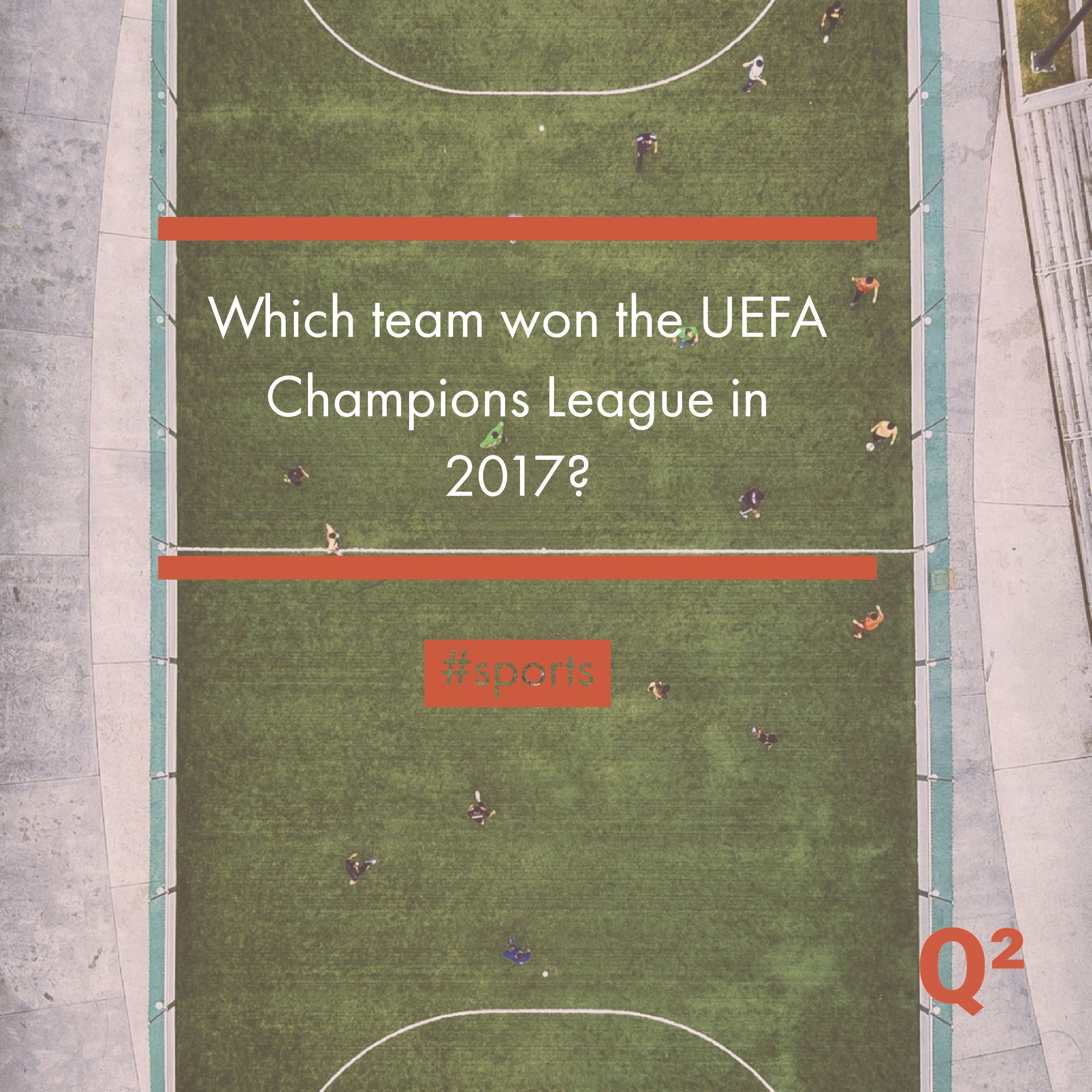 Which Team Won The Uefa Champions League In 2017 Sport Football
