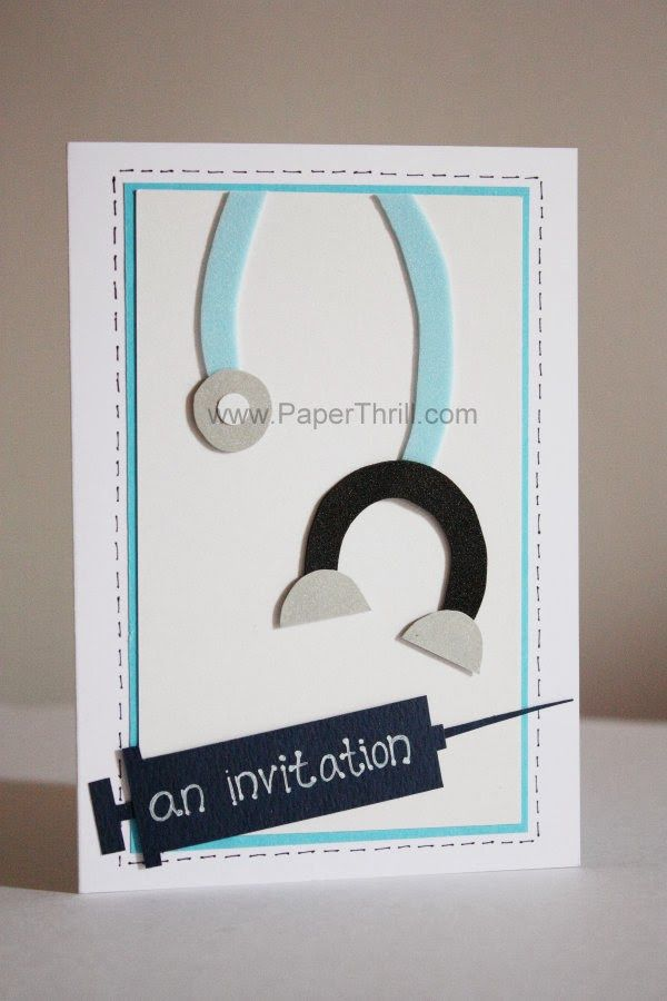 Doctor Handmade Birthday Card Cards Pinterest Cards Handmade