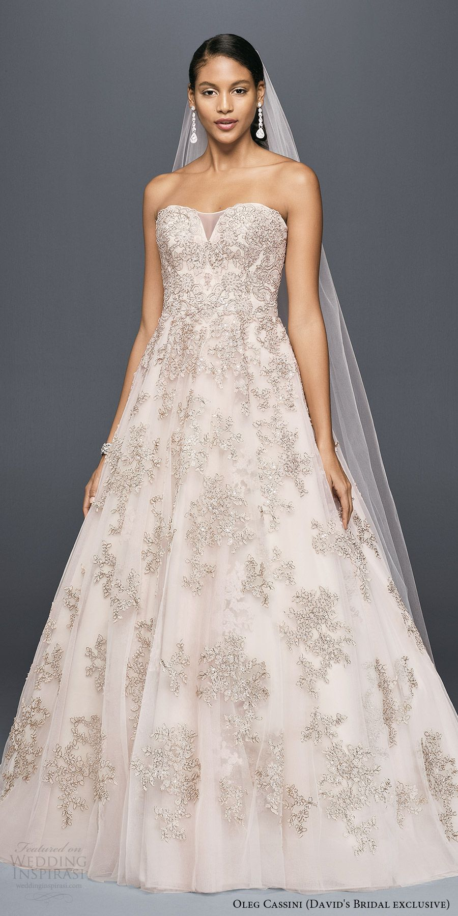 Wedding Dress Trends 2017 — Part 1: The Hottest in Backs ...
