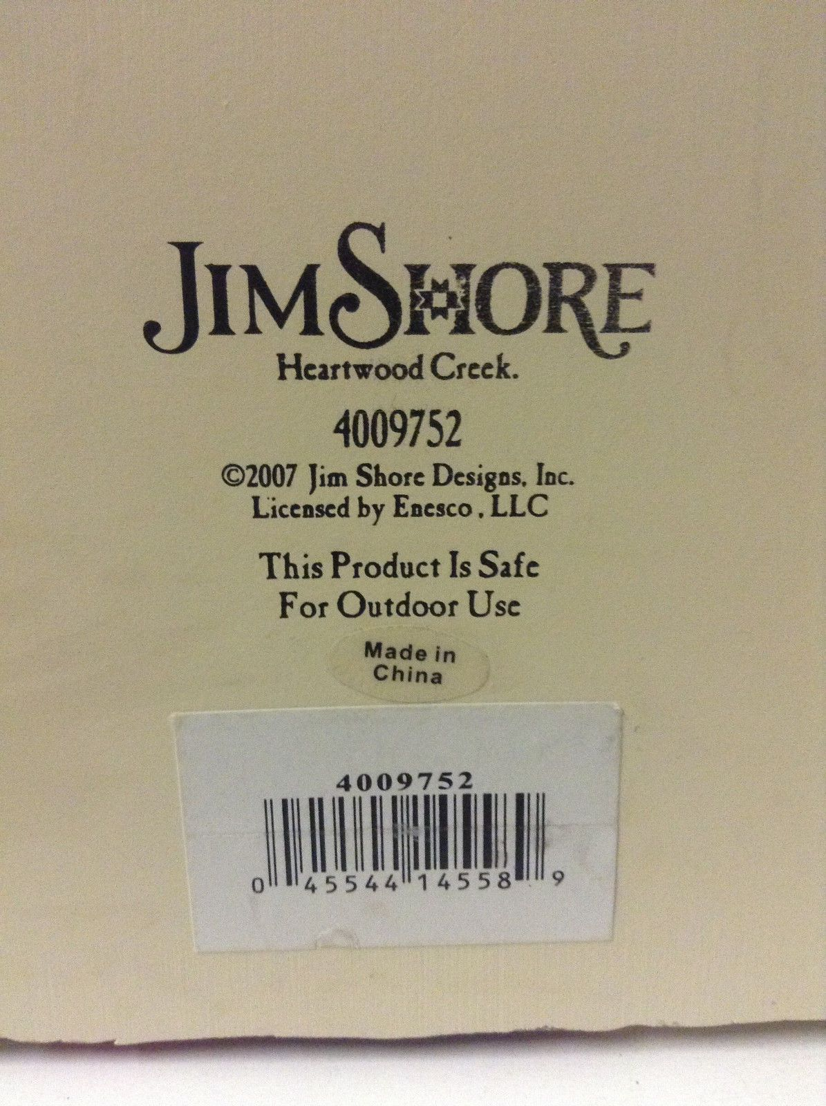 Jim Shore Heartwood Creek 4009752 Large Red Fox | eBay