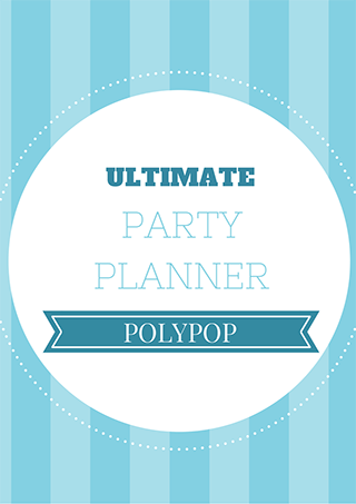 Download de um planner para festas