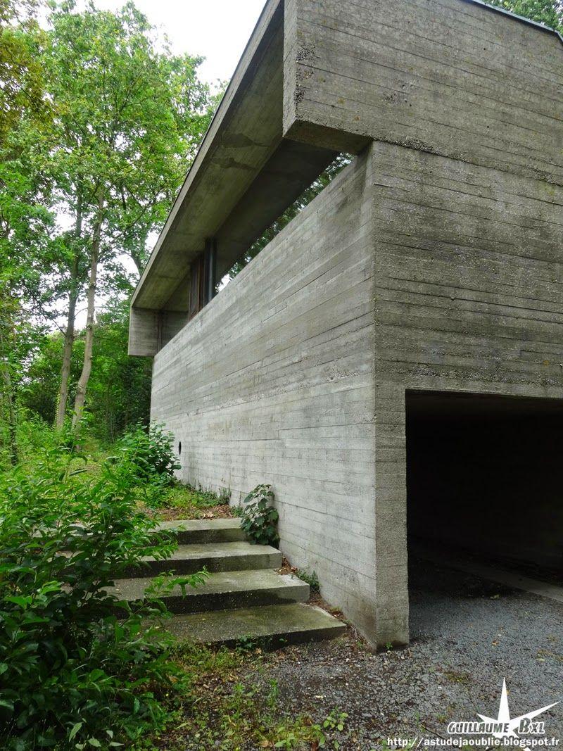 Belgique - Laethem-Saint-Martin (Sint-Martens-Latem) - Maison Van ...