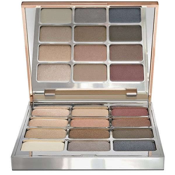 Stila Eyes Are the Window Shadow Palette, Spirit 1 ea ($49) ❤ liked on Polyvore featuring beauty products, makeup, eye makeup, eyeshadow, palette eyeshadow, stila eye shadow, stila and stila eyeshadow
