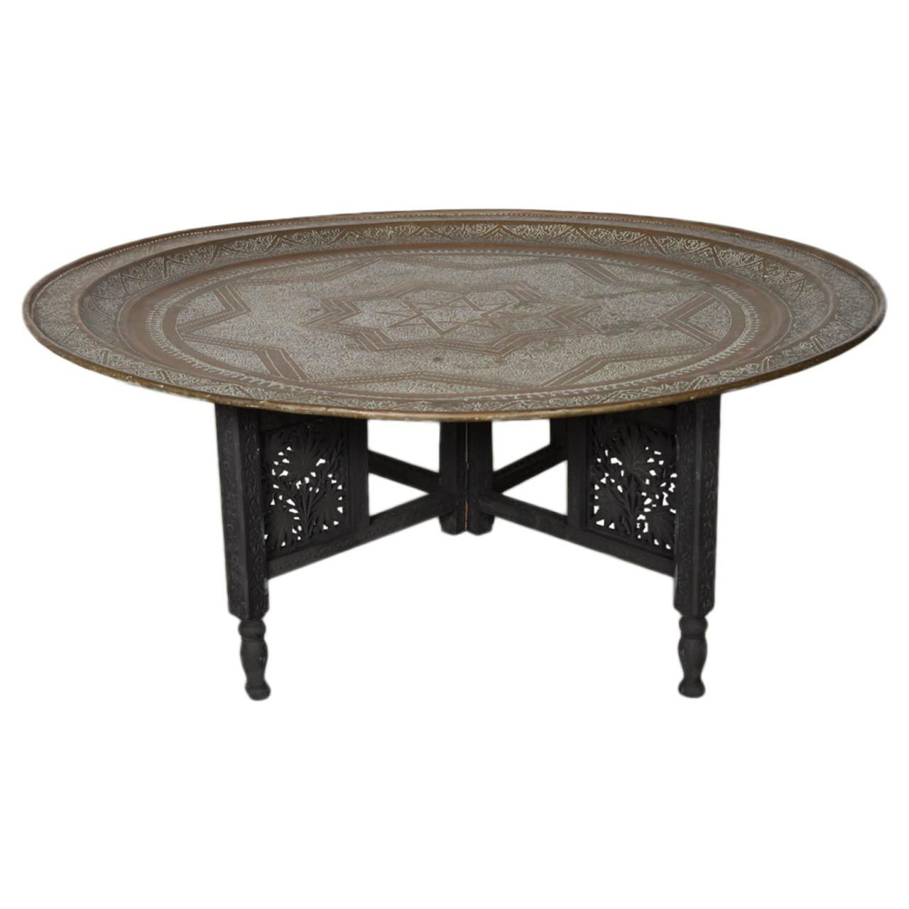 Bamileke coffee table for sale online in australia client moroccan metal coffee table geotapseo Choice Image