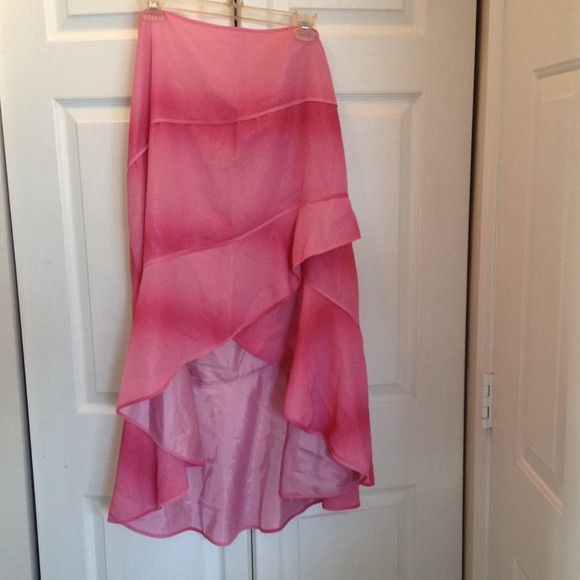 Plus size High-Low Skirt/NWOT Plus size High-Low Skirt/Watermelon Skirts High Low
