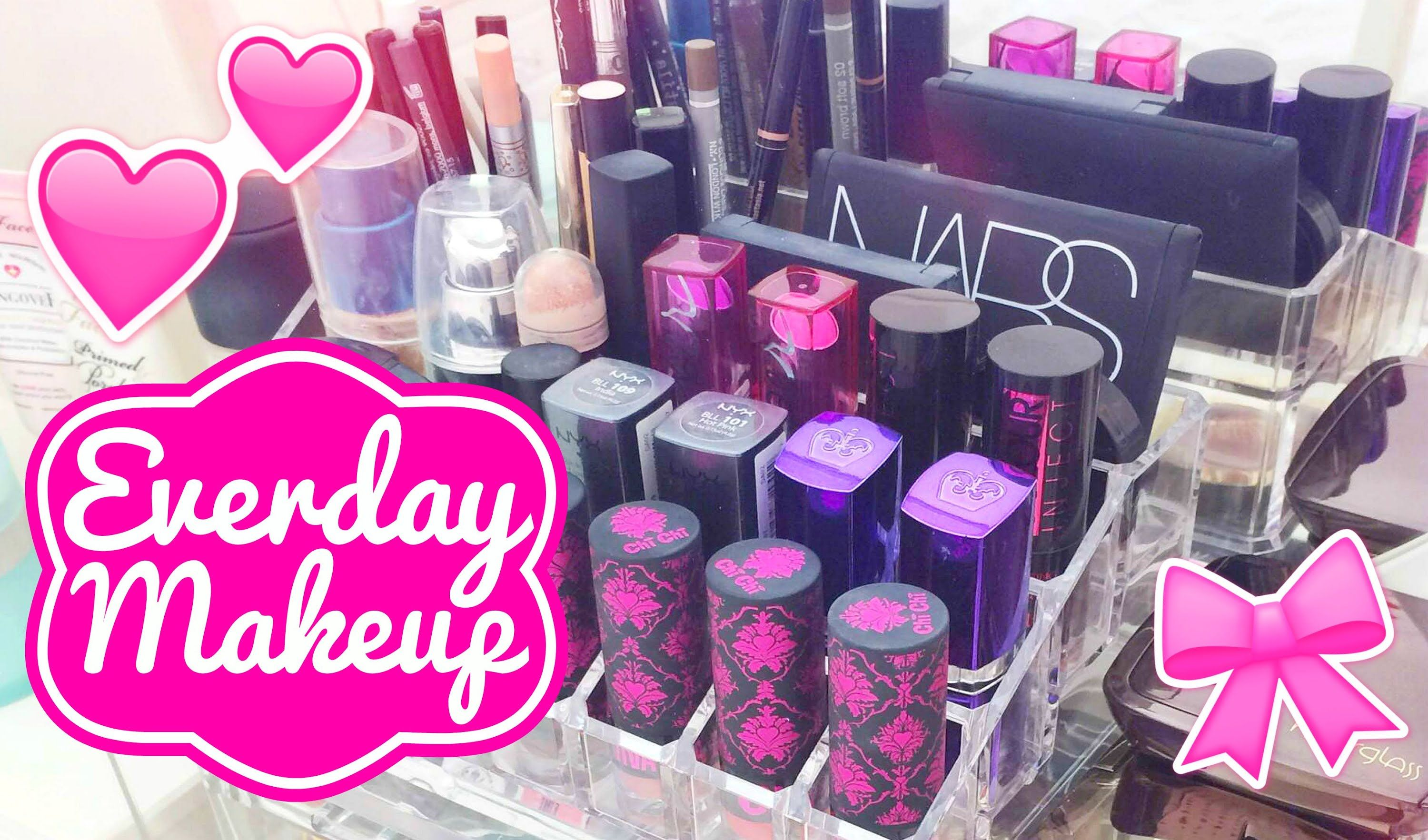 My everyday makeup routine chit chat gillian bower loves my everyday makeup routine chit chat gillian bower ccuart Image collections