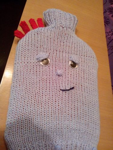 Hot Water Bottle Covers Iggle Piggledispicable Meowl Ect Large