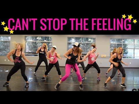 """""""Can't Stop The Feeling"""" by Justin Timberlake. SHiNE DANCE FITNESS  #dance #feeling #fitness #justin..."""
