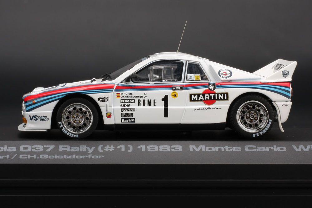 lancia 037 1983 monte carlo rally winning car *walter röhrl* -- hpi