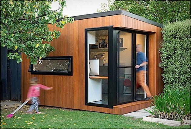 Architektur: Hol dir das Büro in den Garten   KlonBlog