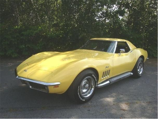 old corvette stingray   1969 Chevrolet Corvette Stingray for Sale in Old Forge, Pennsylvania ...