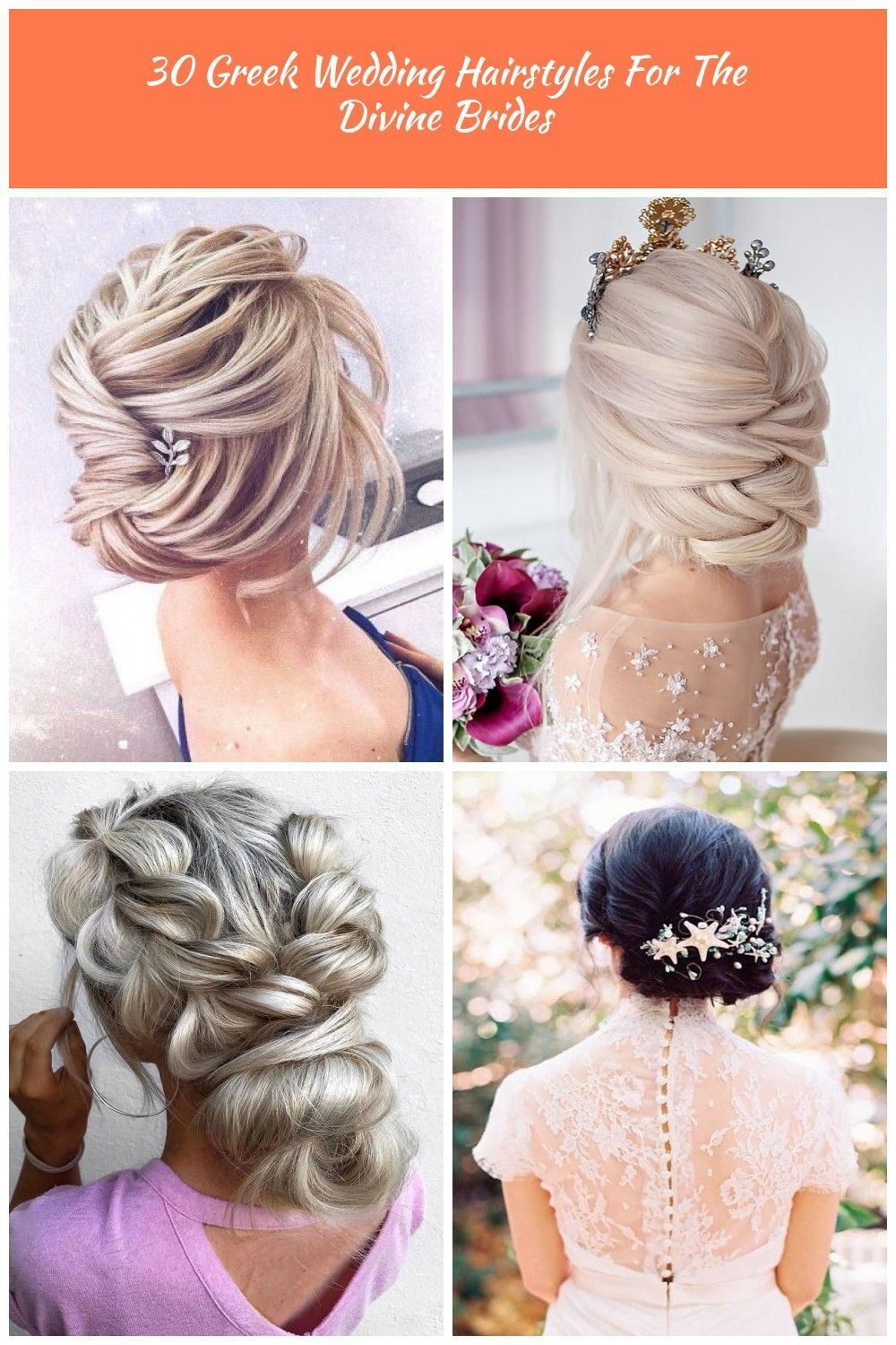 Greek Wedding Hairstyles For The Divine Brides ❤︎ Wedding planning ideas & inspiration. Wedding dresses, decor, and lots more. #weddingideas #wedding #bridal wedding hairstyles greek 30 Greek Wedding Hairstyles For The Divine Brides #greekweddingdresses Greek Wedding Hairstyles For The Divine Brides ❤︎ Wedding planning ideas & inspiration. Wedding dresses, decor, and lots more. #weddingideas #wedding #bridal wedding hairstyles greek 30 Greek Wedding Hairstyles For The Divine Brides #gree #greekweddingdresses