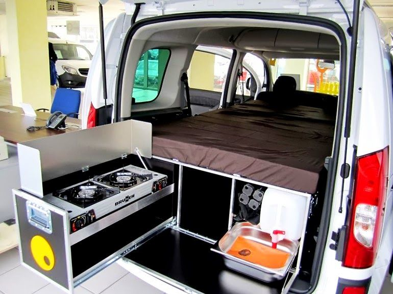Small Van Conversions