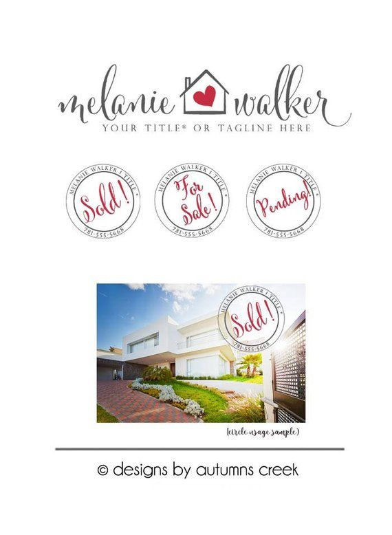 real estate logo real estate agent realtor logo house logo home logo realty Logo logos for House Photography logos premade logo is part of home Logo House - 2ED8hD7 ©  design, wording & photos are copyright autumns creek  9 15 2015 ♡ item ♡ [melanie walker  a sweet little house with a heart and your name name in a modern calligraphy font  i will gladly customize colors and text to your preference ♡ changes included ♡ i will gladly change the name and if you want, the colors  ♡ files included ♡ your files will be sent in 5 formats eps (vector), psd (flat), png, gif and jpg   ♡ original artwork ♡ all of my logo designs and  illustrations are custom drawn by me for you  i do not EVER use purchased clip art of any kind   ♡ proofs ♡ after purchase, i will email you a proof for approval  at checkout, please include your name and if you want any colors changed   please know many email service providers will place my email to you in your spam folder, so please check there  ♡ notice ♡   please note that this logo will be resold and therefore is not a oneofakind (OOAK)  however, you can change the colors and move house (above, or left, etc to make it more unique to you)   as a courtesy, please make sure there is not a local colleagues utilizing a similar logo   ♡ marie