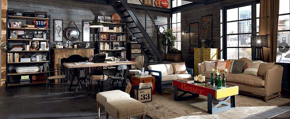 casa piccola industrial chic - Cerca con Google | 4-ristrutturazione ...